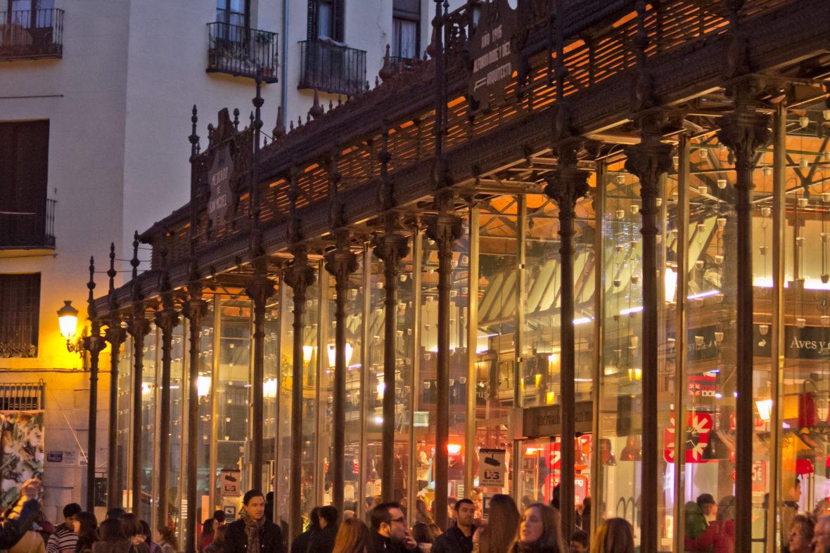 Mercado de San Miguel 1180x787 - Mercados de Madrid para foodies y amantes de la comida