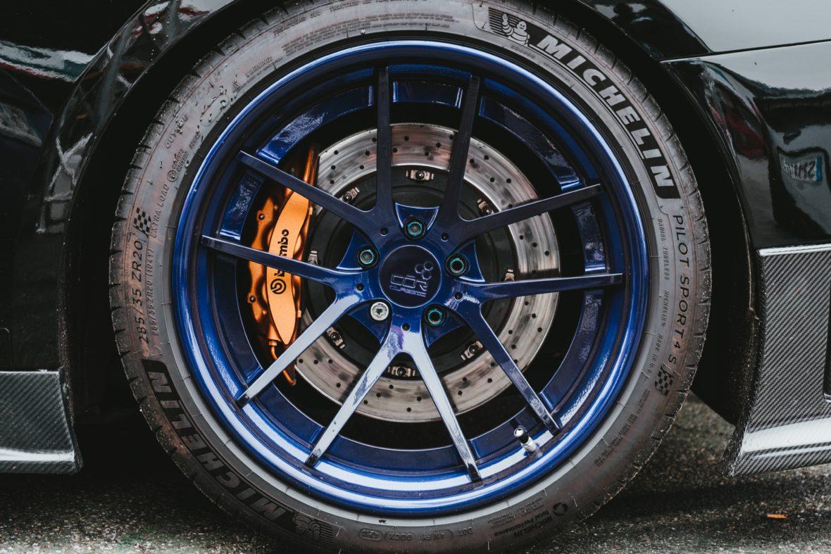 Neumatico michelin 1180x787 - Así funciona el primer neumático sin aire