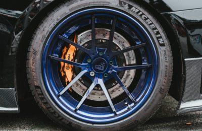 Neumatico michelin 400x260 - Así funciona el primer neumático sin aire