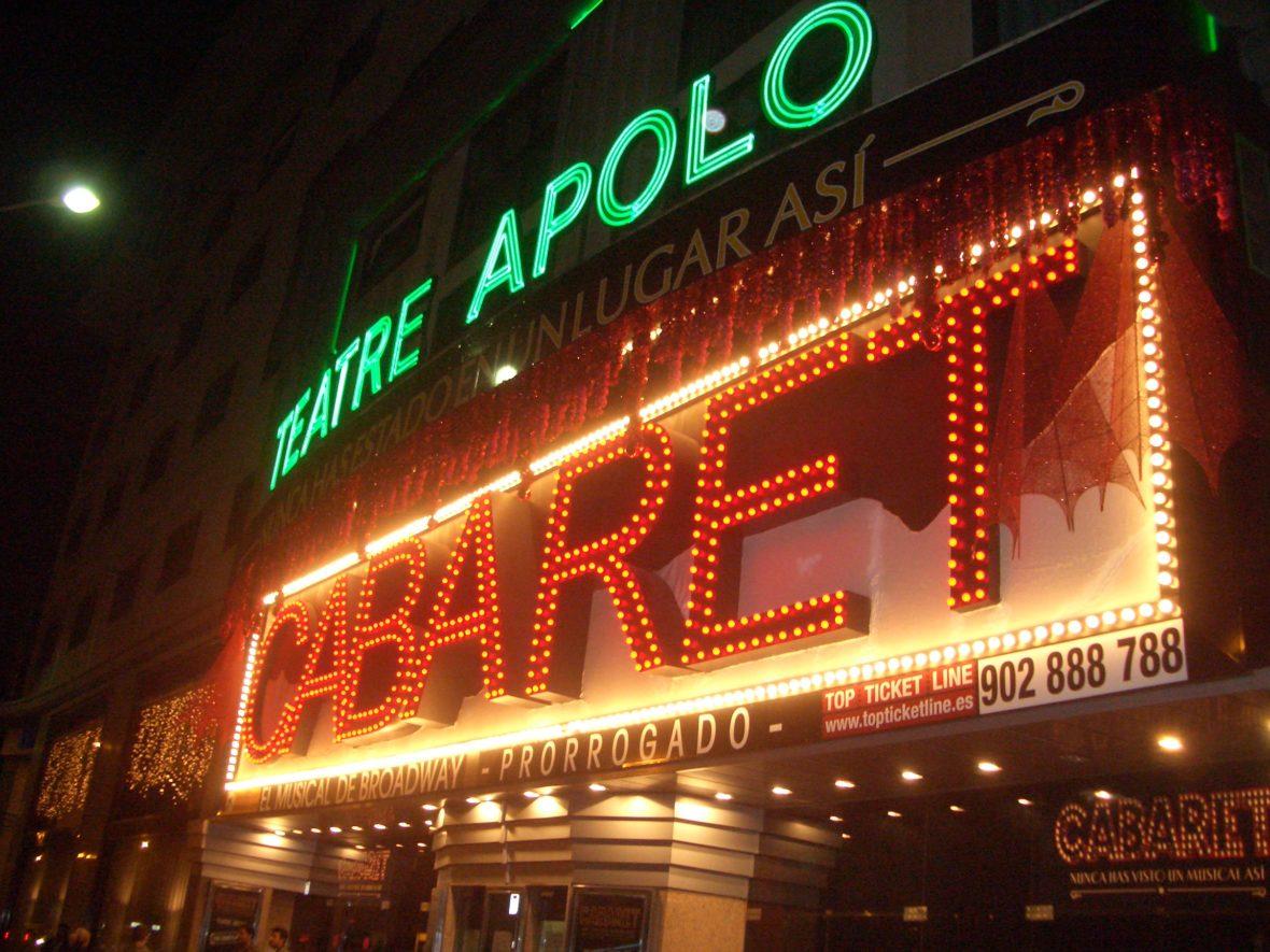 Teatro Apolo Barcelona 1180x885 - Vamos al teatro: toda la oferta en Barcelona