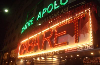 Teatro Apolo Barcelona 400x260 - Vamos al teatro: toda la oferta en Barcelona