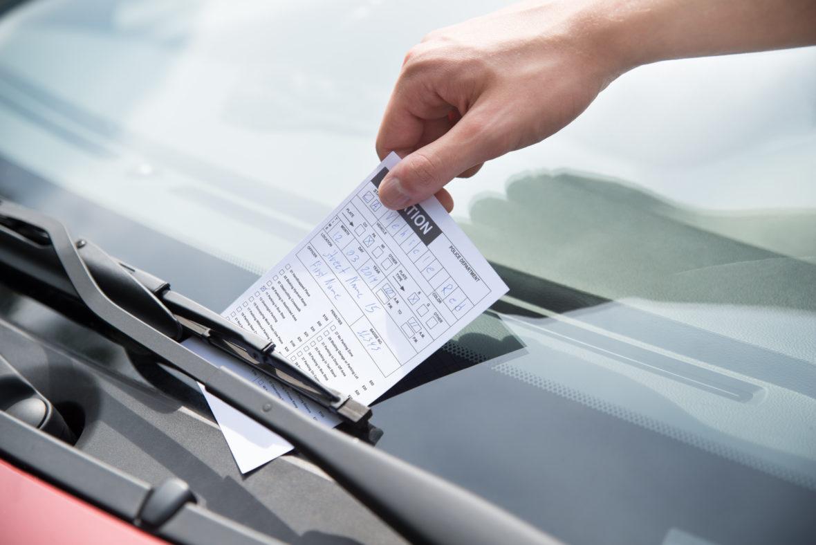 multa 2 1180x788 - ¿Cómo recurrir una multa de tráfico?