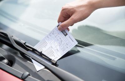 multa 2 400x260 - ¿Cómo recurrir una multa de tráfico?