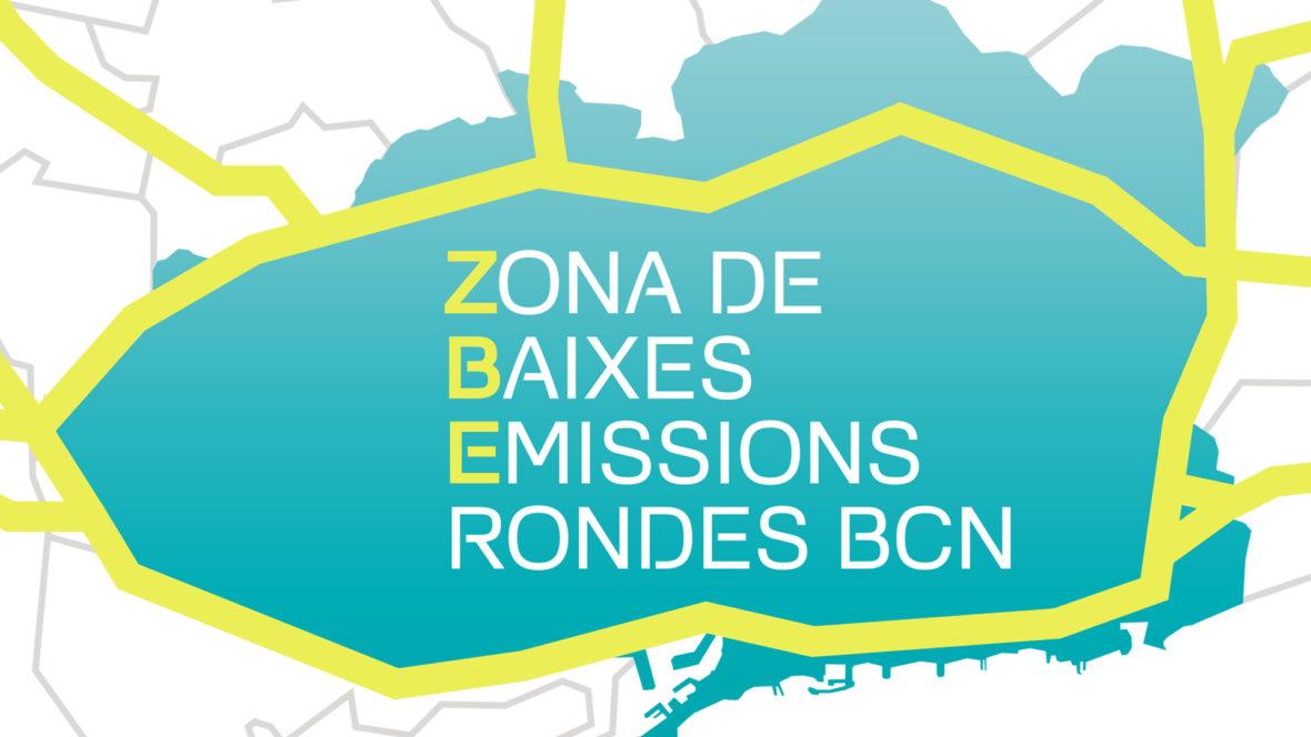 Zona de bajas emisiones Barcleona