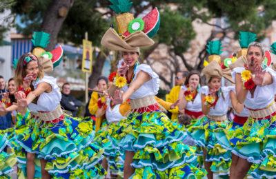 Carnaval 1 400x260 - Celebra el carnaval en Gran Canaria