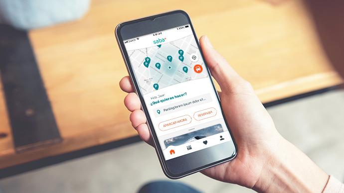DestHome 690x388 - App Saba: nueva aplicación para reservar parking