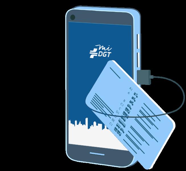 mi dgt pantalla inicio v2 - App Mi DGT: tu carnet de conducir en el móvil
