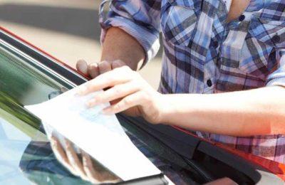 Multa 2 1 400x260 - Multa por mal estacionamiento: infracciones y coste