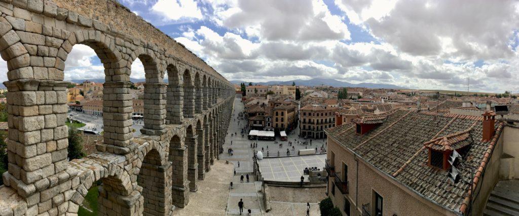 Ciudades 3 Segovia 1024x426 - 4 ciudades españolas que puedes visitar en un fin de semana