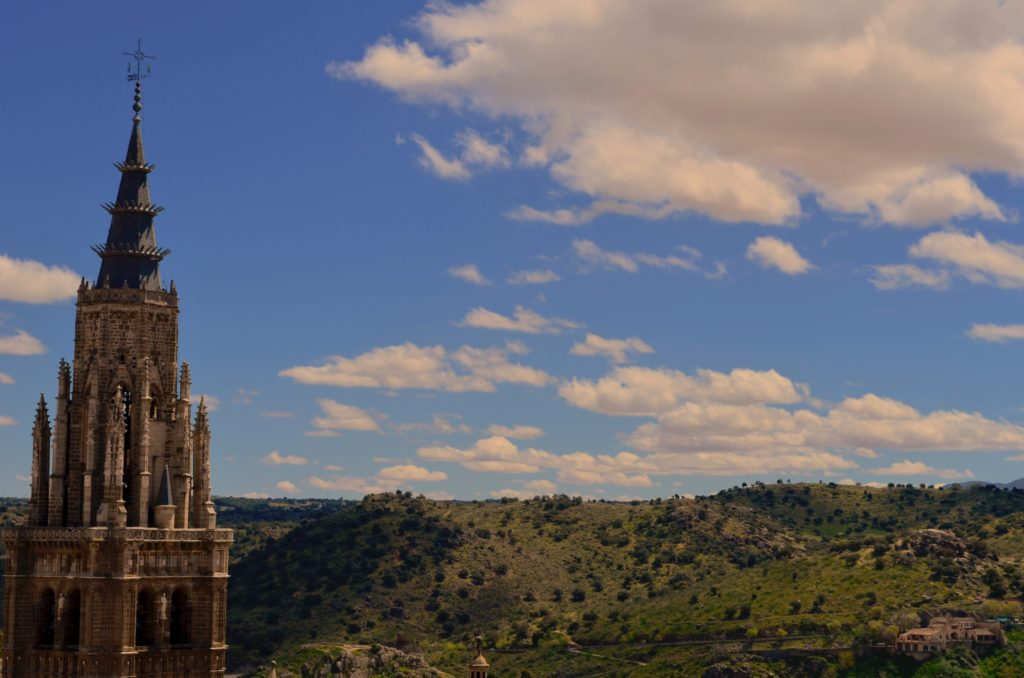 Ciudades 4 Toledo 1024x678 - 4 ciudades españolas que puedes visitar en un fin de semana