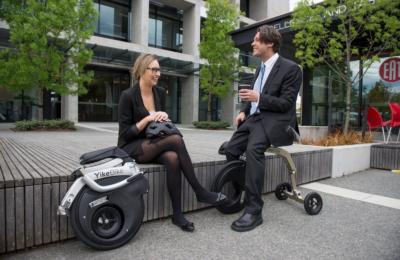 image 400x260 - La nueva bicicleta eléctrica plegable que cabe en tu mochila