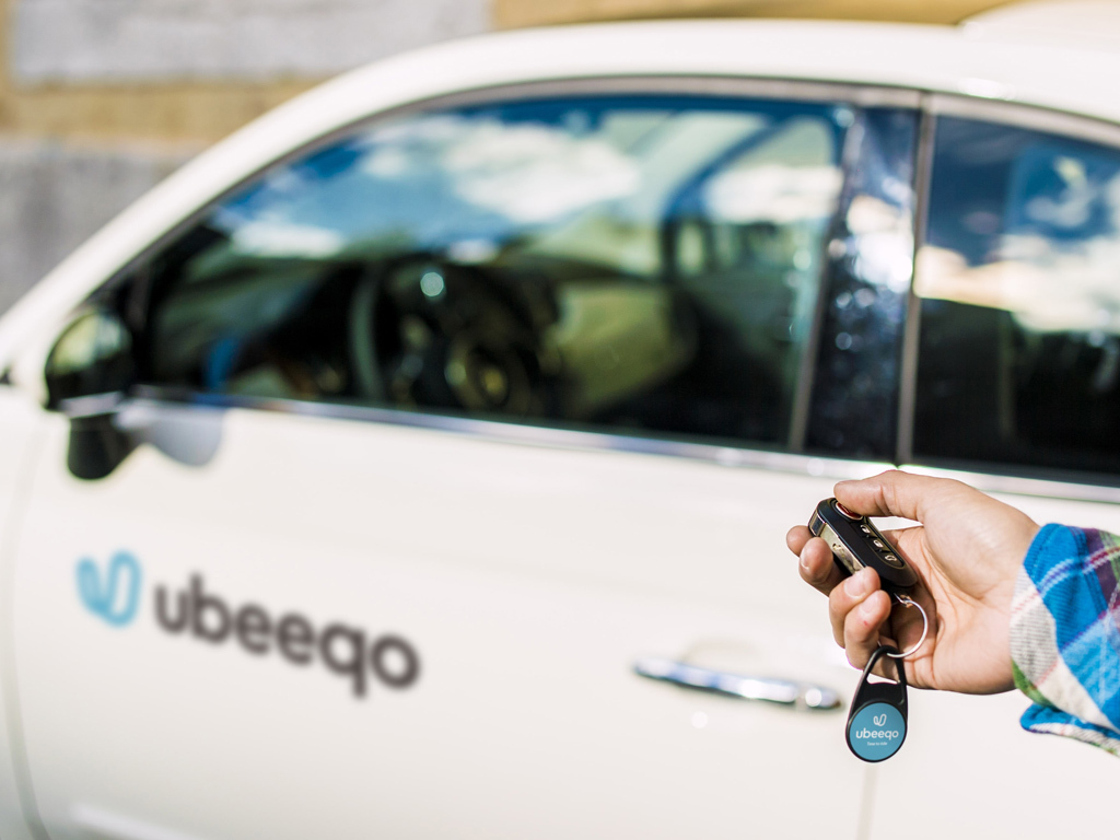 mobility city ubeeqo 1 - Carsharing: compartir coche tras la pandemia