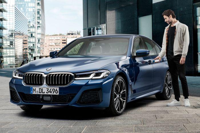 c6b4083307eaee4789d64b40a1da34f5 - BMW te permite llevar la llave del coche en tu smartphone