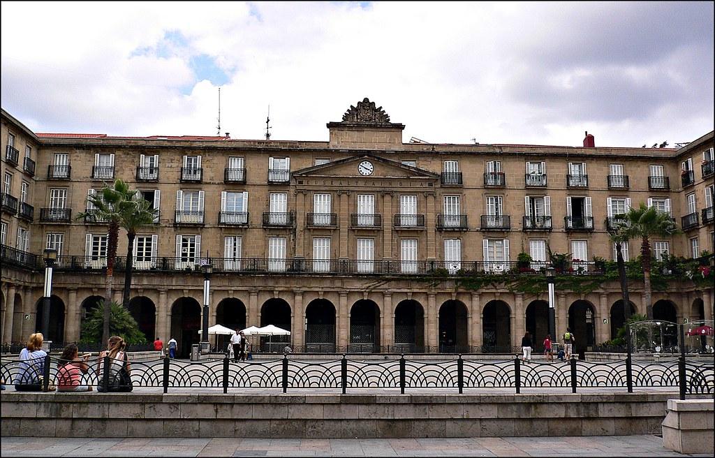 Bilbao 1 - Dónde aparcar en Bilbao si quieres visitar estas 5 atracciones turísticas