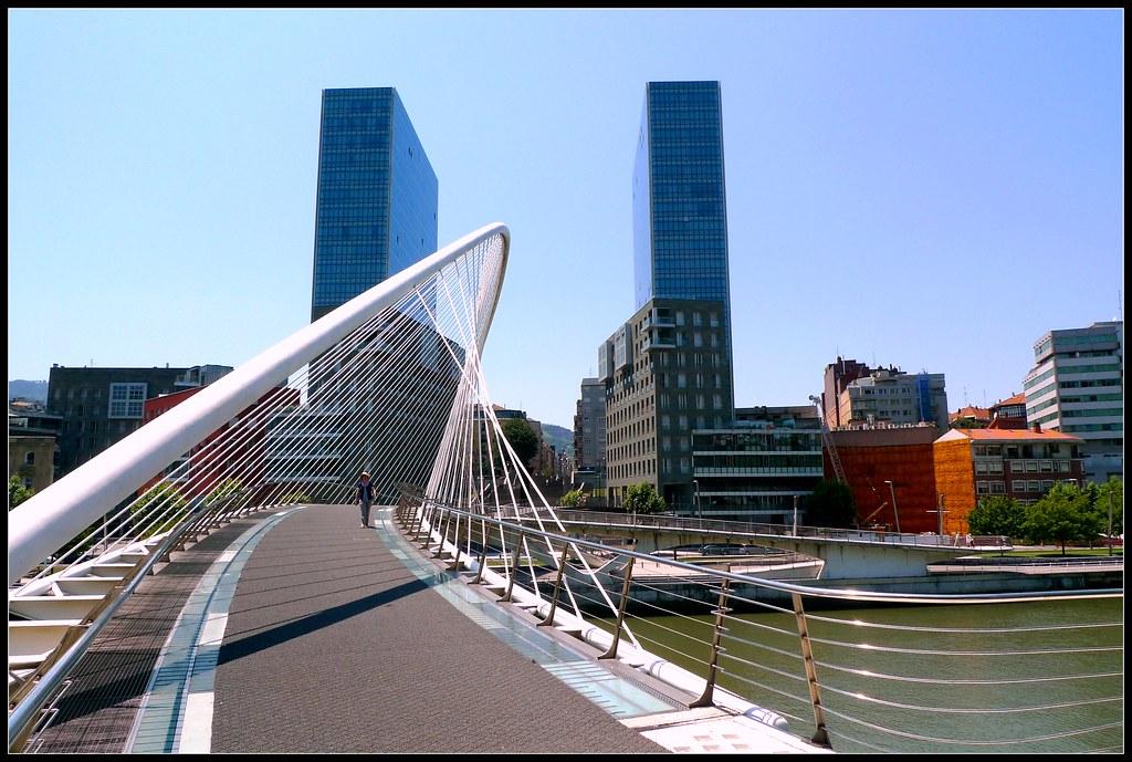 Bilbao 2 - Dónde aparcar en Bilbao si quieres visitar estas 5 atracciones turísticas