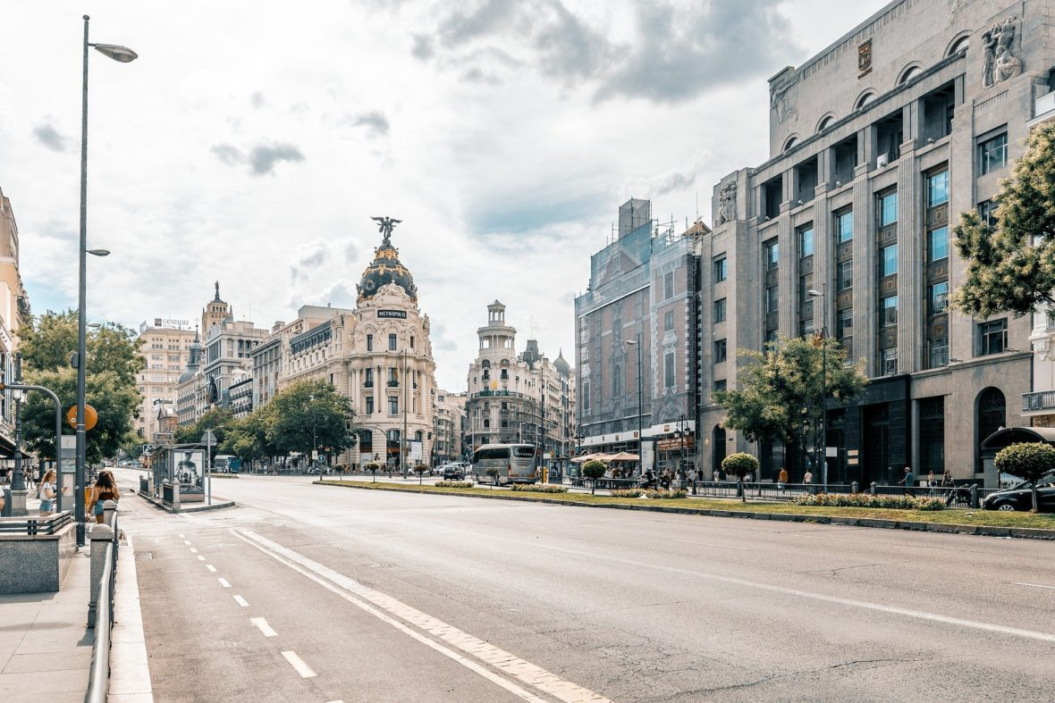 Zonas restringidas Madrid