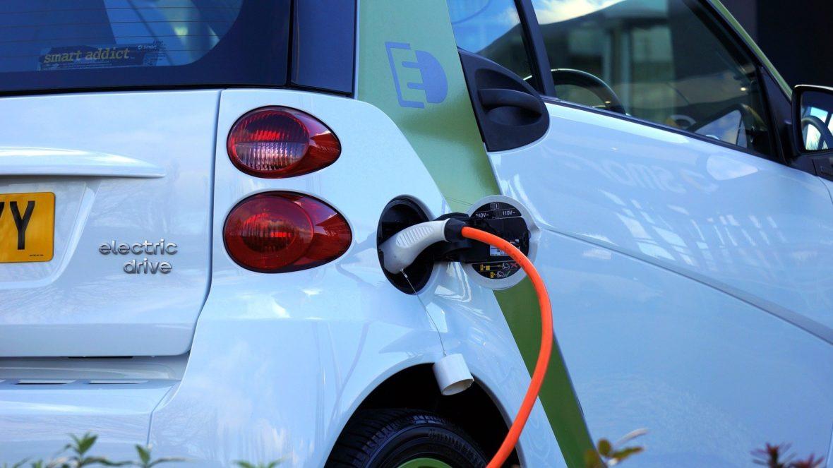 Carga de vehículo eléctrico