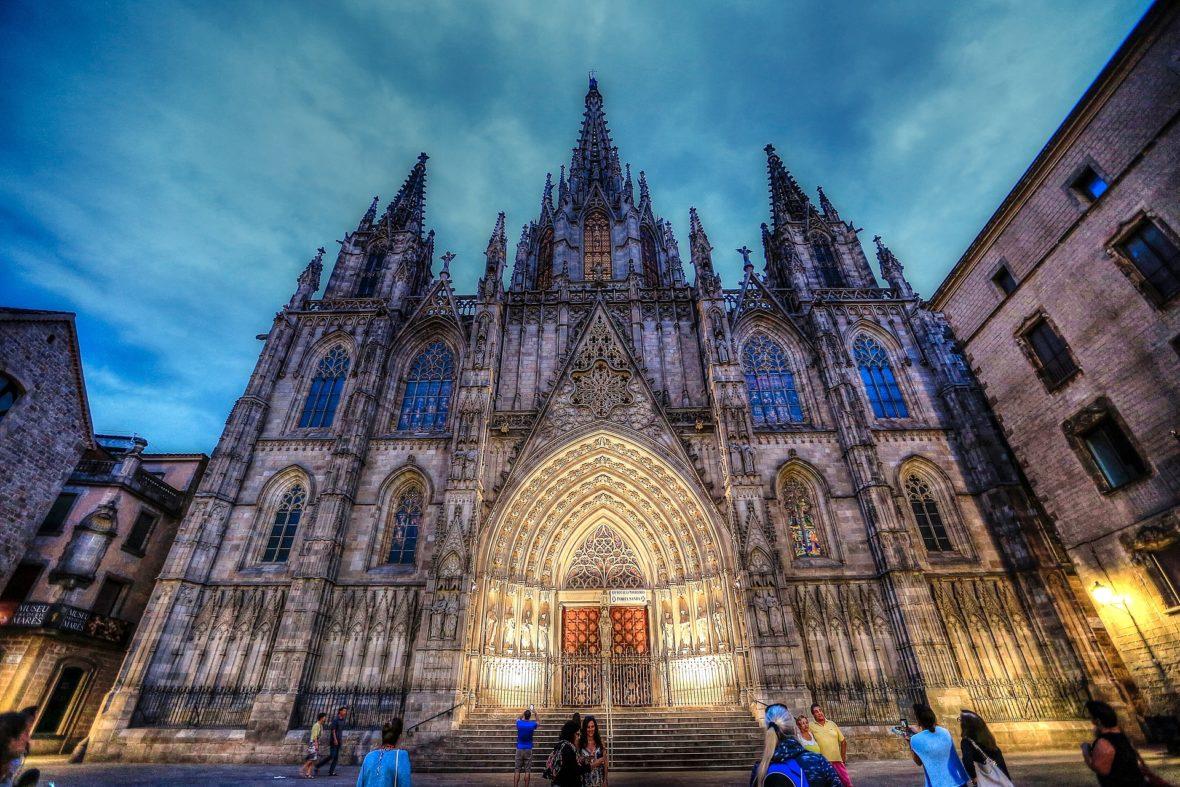 Barcelona en invierno