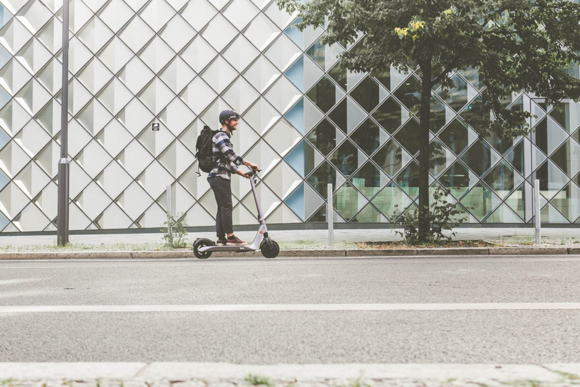 Nueva normativa DGT en patinetes eléctricos.