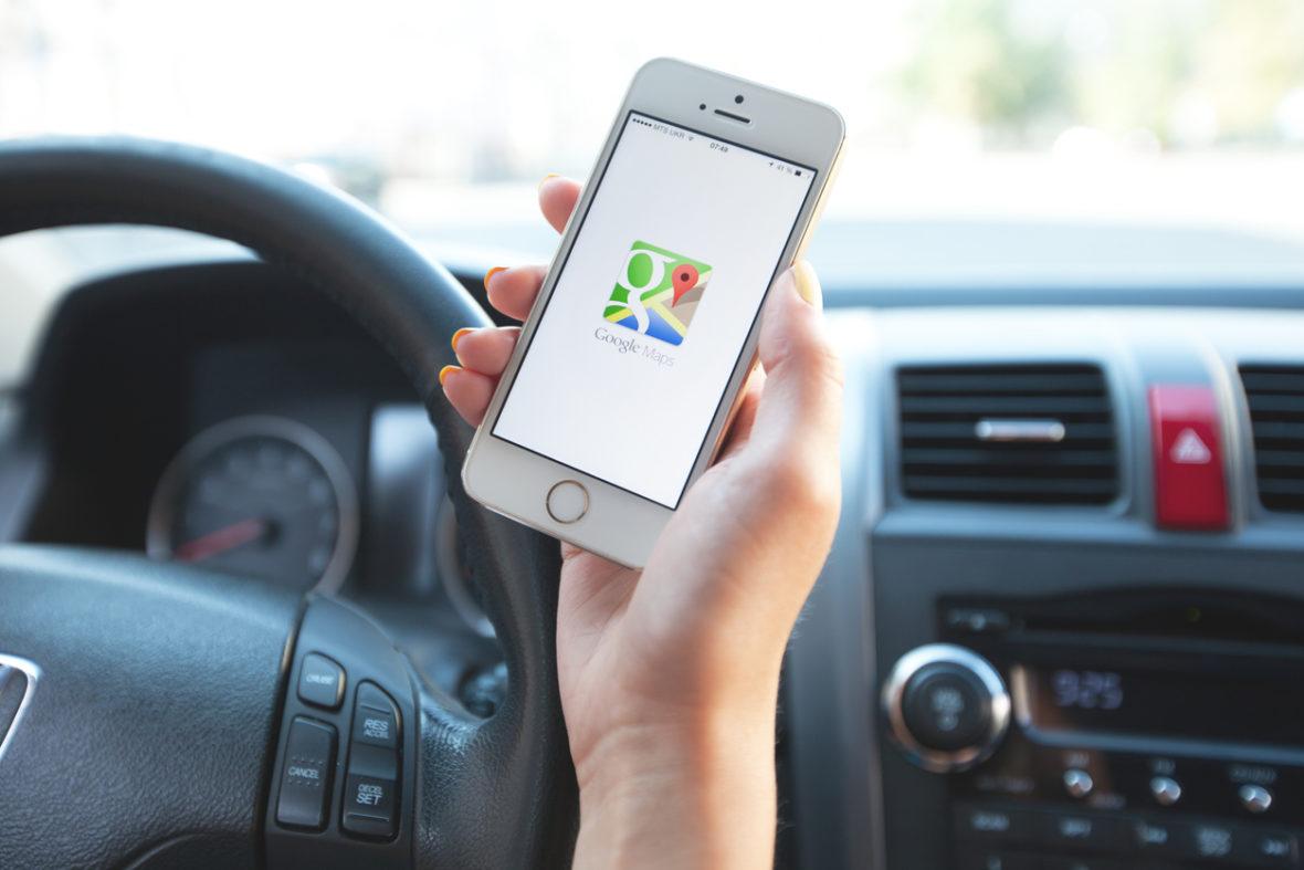 como guardar tu aparcamiento google maps