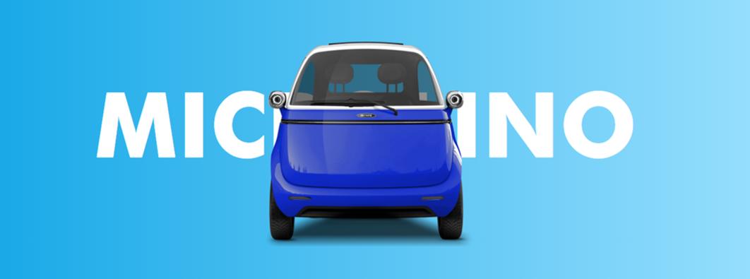 Descubre el nuevo microlin eléctrico (evolución del Isetta)