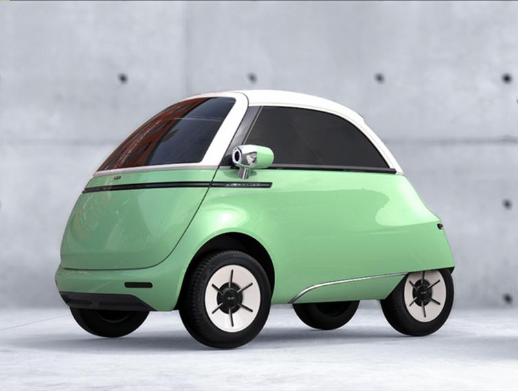 isetta eléctrico 2 - Microlino: el nuevo Isetta eléctrico