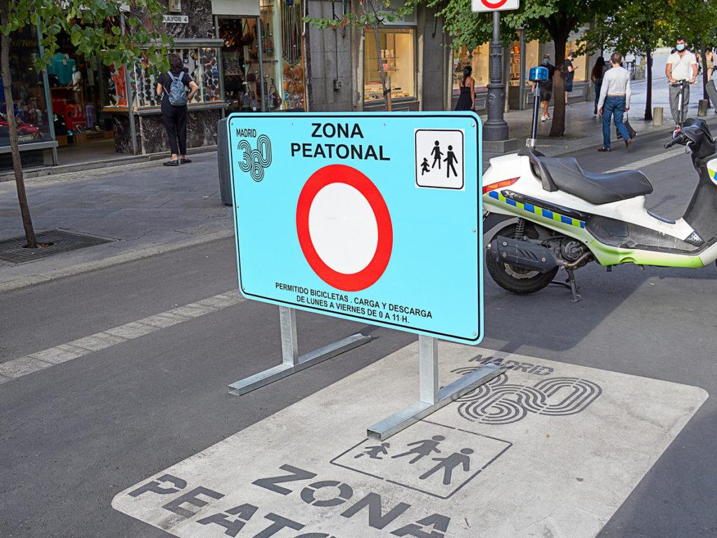 zona azul y verde madrid 2 1024x768 - Horarios y precios de zona azul y zona verde en Madrid