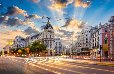 Restricciones Trafico en Madrid
