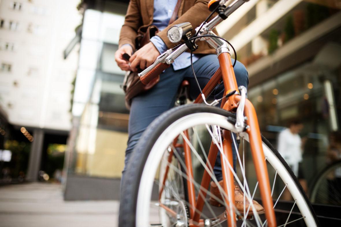 gadget bicicletas ciudad