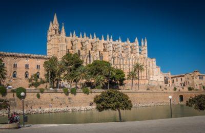 Aparcar en Palma de Mallorca