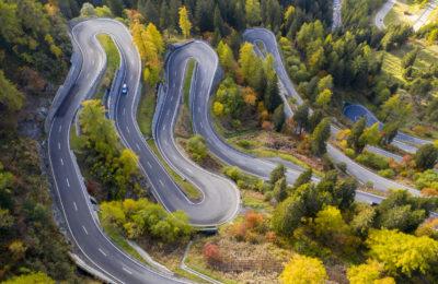 carreteras peligrosas españa